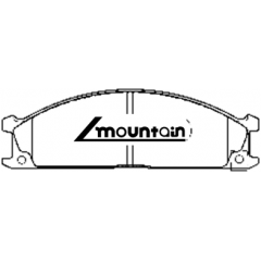Mountain CD1063M NISSAN PICK UP (D22) 2.4-3.2 (98->), TERRANO I (WD21) 3.0 (90-95), TERRANO II (R20) 2.4-2.7 (93-02), VANETTE Bus (C22) 1.5-2.4 (86-95).