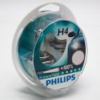 Philips H4 X-treme vision  12V 60/55W 12342CV