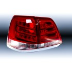 Комплект задних фонарей на Toyota Land Cruiser  FJ200 c 2013