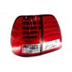 Комплект задних фонарей на Toyota Land Cruiser FJ-100 1998-2007