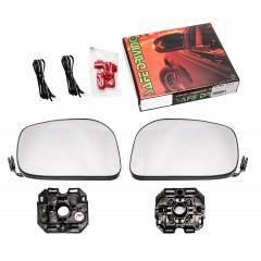 Зеркала c повторителем поворота LED и подогревом на LEXUS GS300/ES300-330/LS400/ARISTO