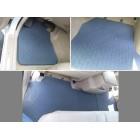 Полики салона резиновые, бежевые, комплект для TOYOTA LAND CRUISER 100 '98-07