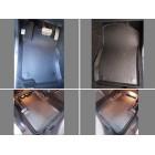 Полики салона резиновые, бежевые, комплект M-BENZ M: W164 '05-