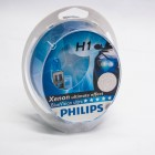 Philips H1/W5W Blue Vision Ultra