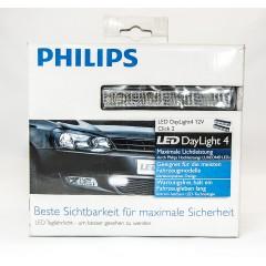 Дневные ходовые огни (комплект) DRL Philips 4 диод