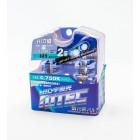 Комплект автомобильных ламп головного света MTEC MT-401 H1  cool blue усиленные 4750К